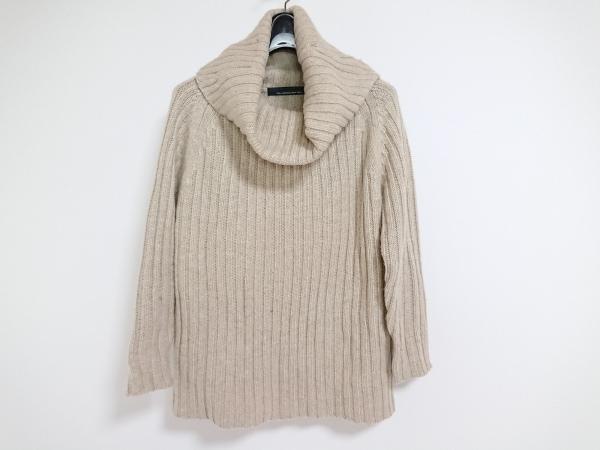ガリャルダガランテ 長袖セーター サイズ38 M レディース ベージュ ニット