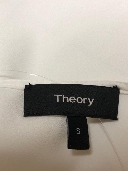 theory(セオリー) 半袖カットソー サイズS レディース 白