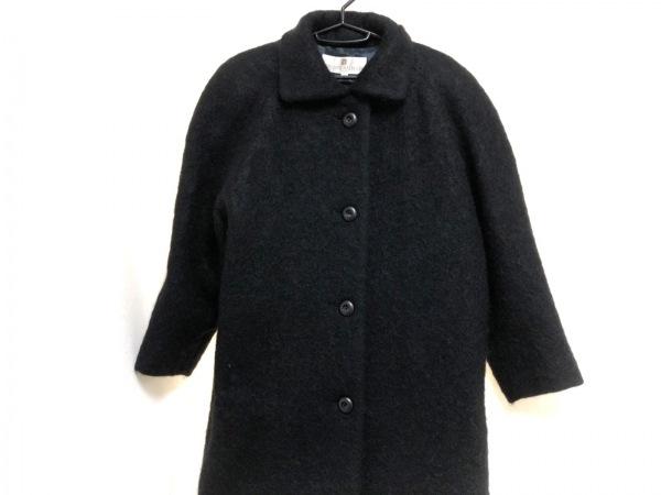 PIERRE BALMAIN(ピエールバルマン) コート サイズ9 M レディース 黒 冬物