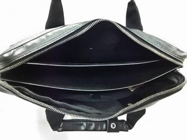 LUGGAGE LABEL(ラゲッジレーベル) ビジネスバッグ 黒 レザー