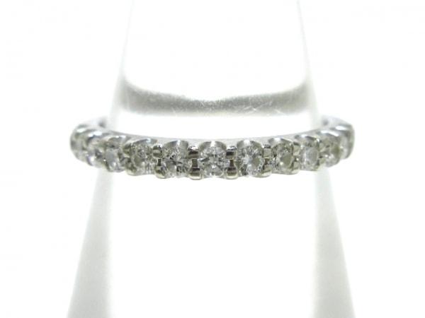 VENDOME(ヴァンドーム青山) リング美品  Pt900×ダイヤモンド 0.23カラット