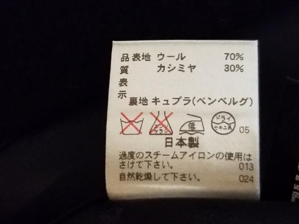 lapine blanche(ラピーヌブランシュ) コート サイズ11 M レディース 黒 冬物