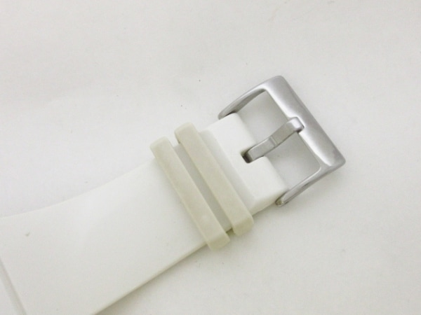 CASIO(カシオ) 腕時計 Baby-G BGA-200 レディース ラバーベルト 白