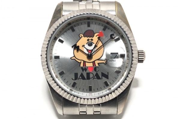 WC(ダブルシー) 腕時計 - レディース クマタン シルバー