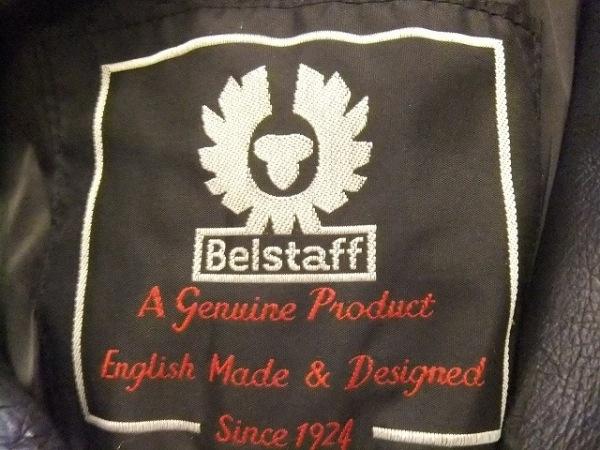 BELSTAFF(ベルスタッフ) コート サイズL メンズ メタリックグレー 冬物