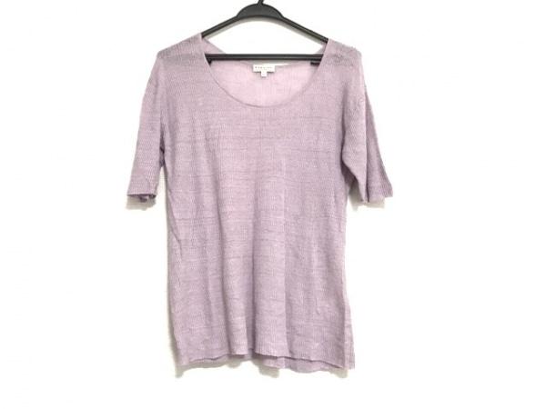 demylee(デミリー) 半袖カットソー サイズXS レディース美品  ピンクパープル