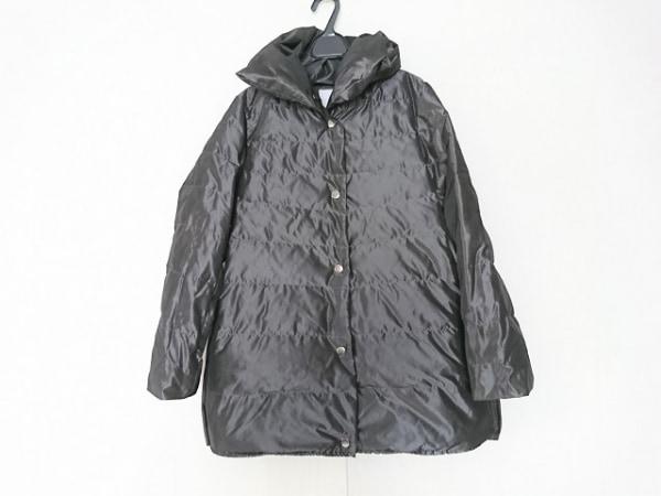 Harriss(ハリス) ダウンジャケット サイズ38 M レディース 黒 冬物