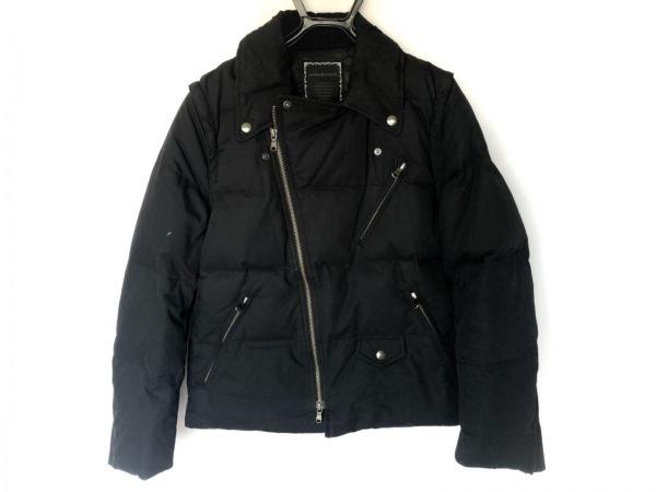 CUSTOMCULTURE(カスタムカルチャー) ダウンジャケット サイズ2 M メンズ 黒 冬物