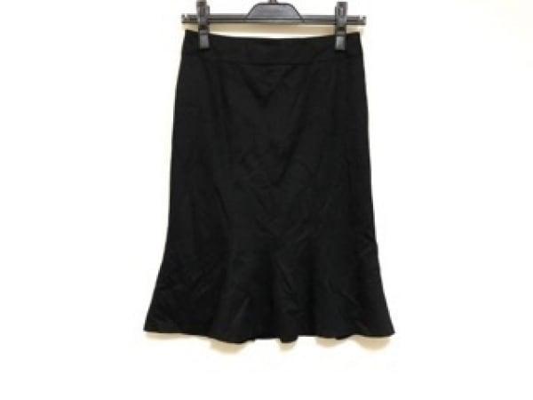MATERIA(マテリア) スカート サイズ38 M レディース 黒