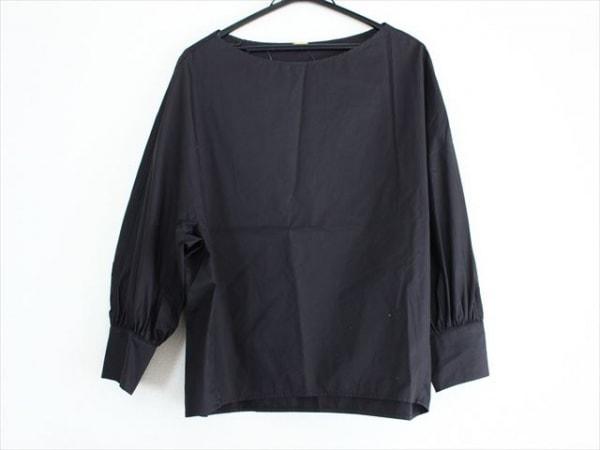 ミューズデドゥーズィエムクラス 七分袖カットソー レディース 黒