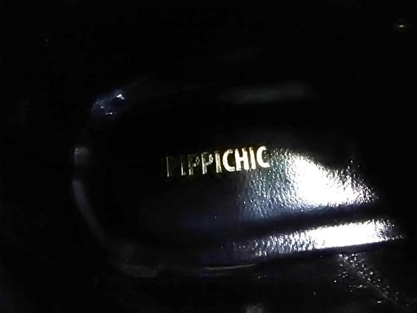 pippichic(ピッピシック) ショートブーツ S レディース 黒 レザー