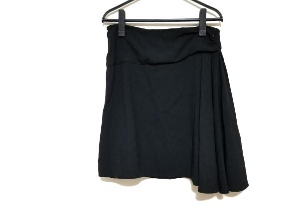 PRADA(プラダ) スカート サイズ40S レディース美品  黒