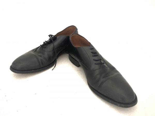 Lloyd Footwear(ロイドフットウェア) シューズ 7 1/2 メンズ 黒 レザー