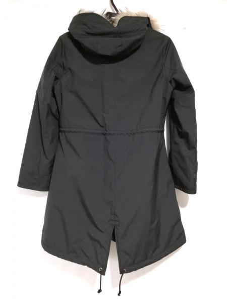 INGEBORG(インゲボルグ) コート サイズ9 M レディース美品  黒 冬物/ファー