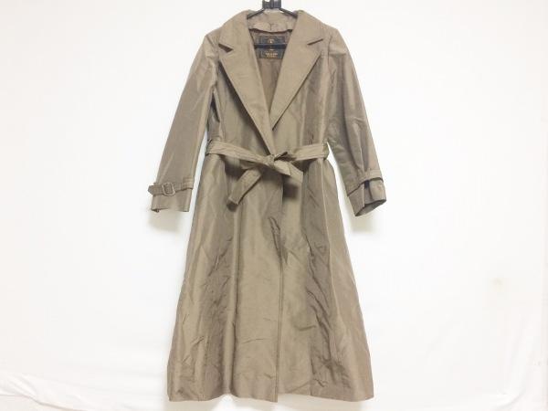 IEMURA(イエムラ) コート サイズ9 M レディース ダークブラウン 春・秋物