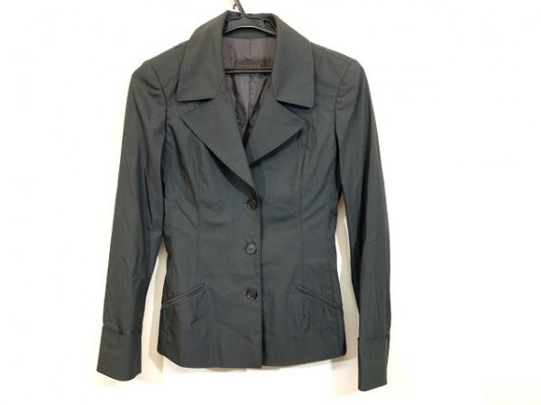 NARCISO RODRIGUEZ(ナルシソロドリゲス) ジャケット サイズ38 M レディース 黒
