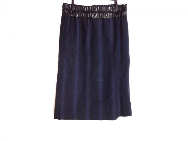 ザシークレットクローゼット スカート サイズ2 M レディース美品  ストライプ