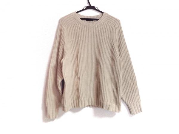 THE ROW(ザロウ) 長袖セーター サイズS レディース ベージュ