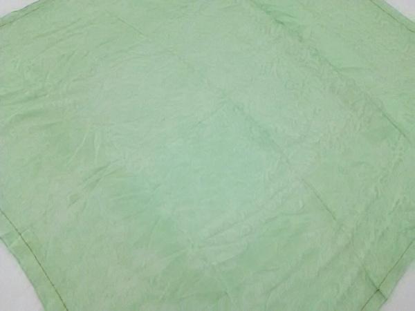 SONIARYKIEL(ソニアリキエル) スカーフ新品同様  ライトグリーン