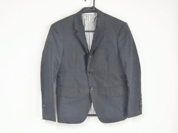 THOM BROWNE(トムブラウン) ジャケット メンズ美品  ダークグレー