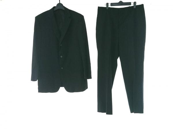 JILSANDER(ジルサンダー) シングルスーツ サイズ50 M メンズ 黒 肩パッド