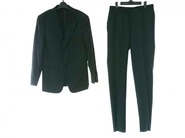 ARMANICOLLEZIONI(アルマーニコレッツォーニ) シングルスーツ メンズ 黒