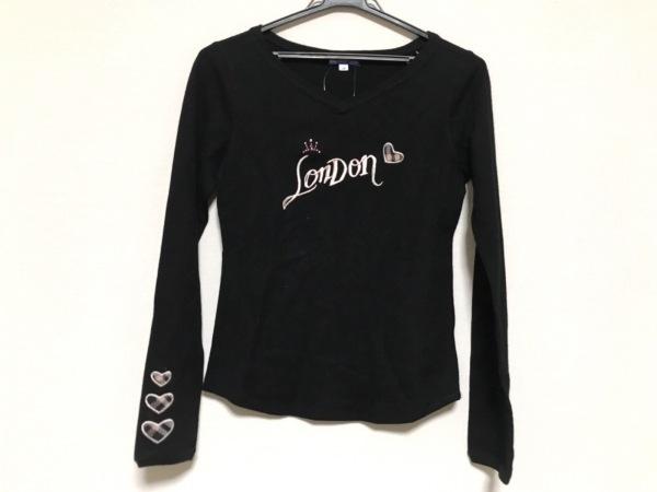 バーバリーブルーレーベル 長袖セーター サイズ38 M レディース美品