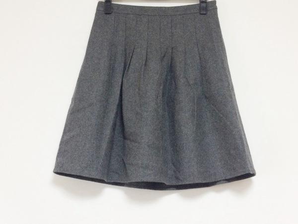 Apuweiser-riche(アプワイザーリッシェ) スカート サイズ2 M レディース グレー