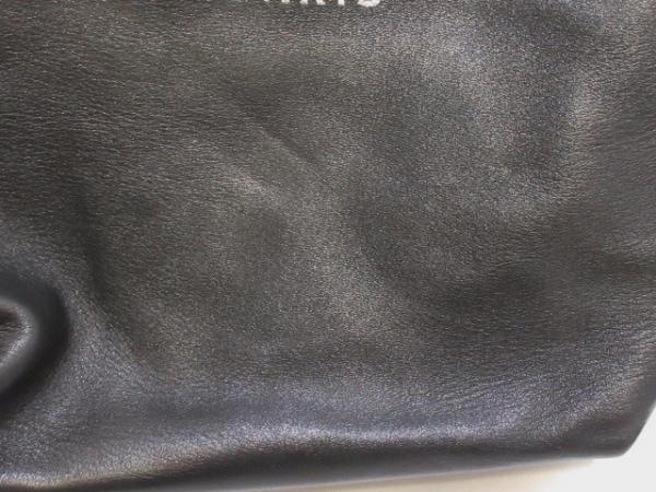 サンローランパリ ショルダーバッグ美品  テディ 538447 黒 レザー