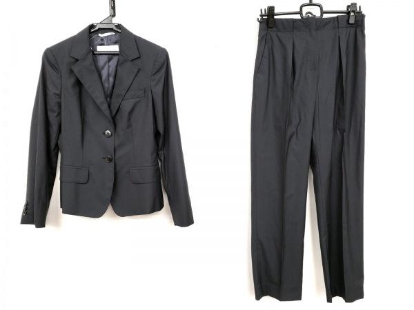 マックスマーラ レディースパンツスーツ サイズ36 S レディース美品  ダークグレー