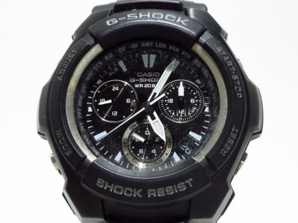 CASIO(カシオ) 腕時計 G-SHOCK GW-1000H メンズ 黒
