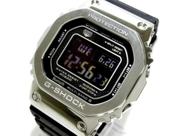 CASIO(カシオ) 腕時計美品  G-SHOCK GMW-B5000 メンズ 黒