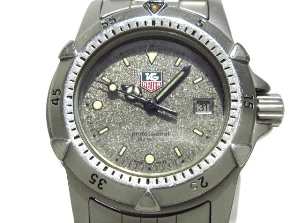 TAG Heuer(タグホイヤー) 腕時計 プロフェッショナル200 959・708H レディース グレー