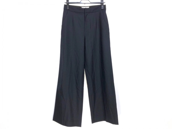 MUVEIL(ミュベール) パンツ サイズ38 M レディース ダークネイビー