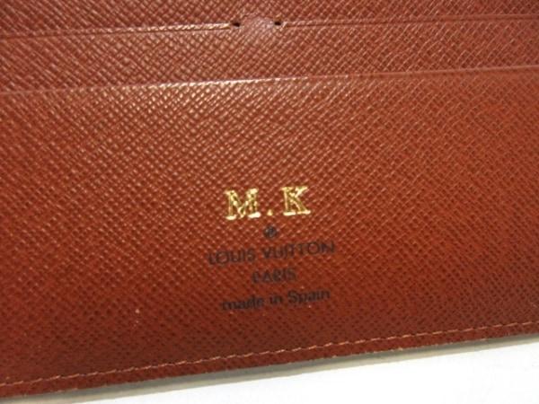 ルイヴィトン 長財布 モノグラム ポルトフォイユ・アンソリット M60042