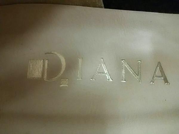 DIANA(ダイアナ) パンプス 231/2 レディース 黒 レザー