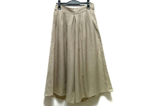 Cloth&Cross(クロス&クロス) パンツ レディース美品  アイボリー