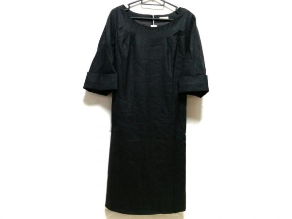 Unaca(アナカ) ワンピース サイズ38 M レディース美品  ダークグレー
