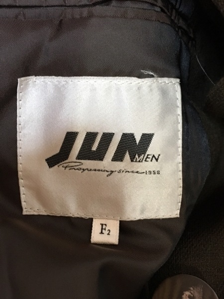 JUN MEN(ジュンメン) コート メンズ ダークブラウン 春・秋物