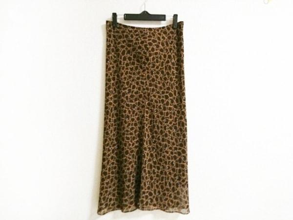CalvinKlein(カルバンクライン) ロングスカート サイズ2 M レディース美品