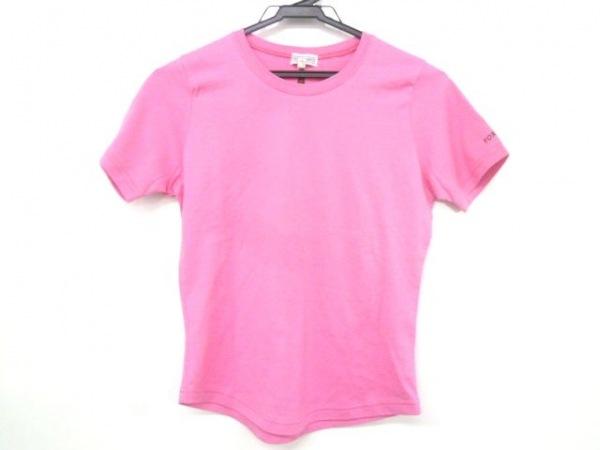 FOXEY RABBITS'(フォクシーラビッツ) 半袖Tシャツ サイズ40 M レディース美品  ピンク