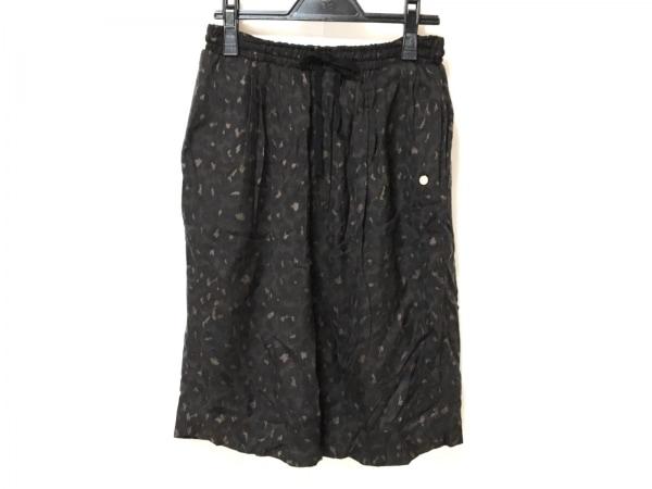 ミュベール スカート サイズ36 S レディース美品  ダークブラウン×黒×ブラウン