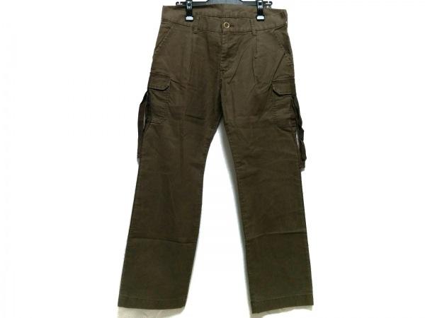 Cloth&Cross(クロス&クロス) パンツ サイズ2 M レディース美品  ブラウン