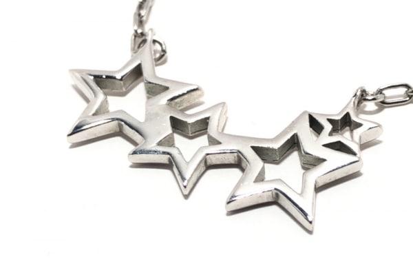 JOUETE(ジュエッテ) ネックレス 金属素材 シルバー スター