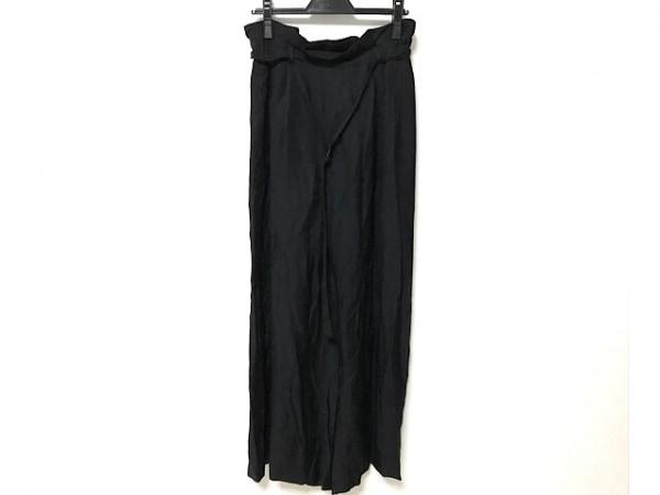 AULA(アウラ) パンツ サイズ1 S レディース 黒