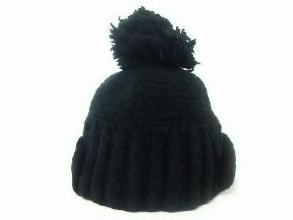 ヴィヴィアンウエストウッドアクセサリーズ ニット帽 黒