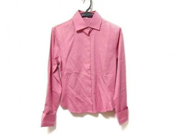 NARACAMICIE(ナラカミーチェ) 長袖シャツブラウス サイズ1 S レディース ピンク