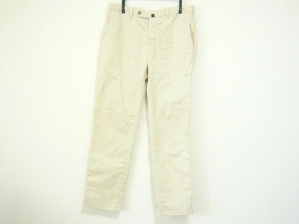 PT01(ピーティーゼロウーノ) パンツ サイズ46 XL レディース ベージュ