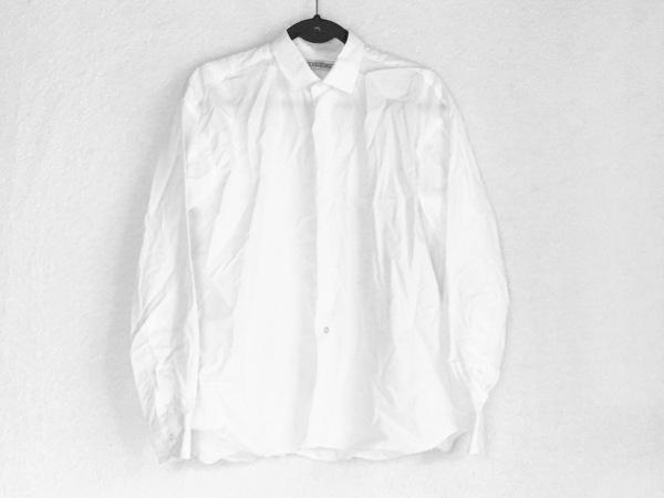Individualized Shirts(インディビジュアライズドシャツ) 長袖シャツ メンズ 白