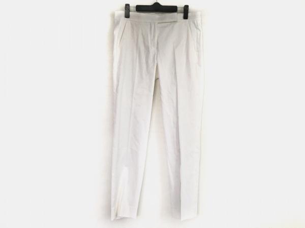Max Mara(マックスマーラ) パンツ サイズ42 M レディース 白